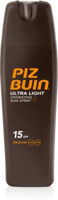 Piz Buin Ultra Light Hydrating Spray SPF15 200ml