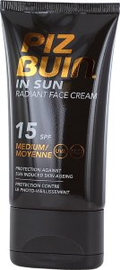 Piz Buin In Sun Face Cream SPF15 40ml