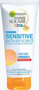 Garnier Ambre Solaire Sensitive Advanced Kids SPF50 200ml