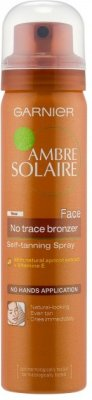 Garnier Ambre Solaire Self-tanning Spray Face 75ml