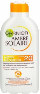 Garnier Ambre Solaire Solkrem SPF20 200ml