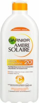 Garnier Ambre Solaire Solkrem SPF20 400ml