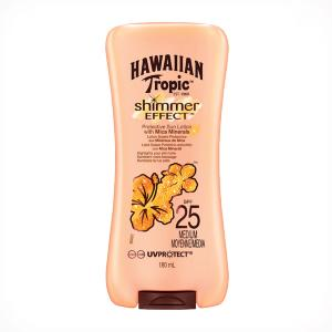 Hawaiian Tropic Shimmer Effect Lotion SPF25 180ml