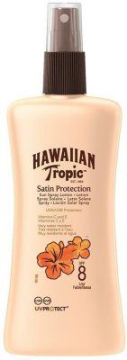 Hawaiian Tropic Satin Protection Spray SPF15 200ml