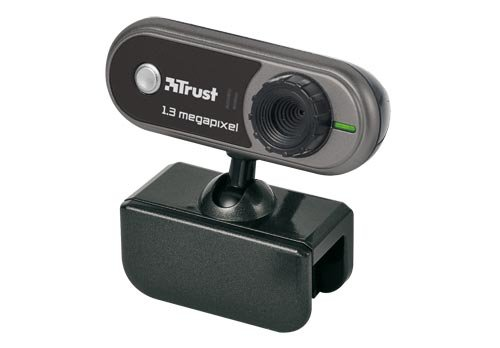 Trust WB-6200p USB2 Wide Angle Webcam Live