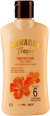 Hawaiian Tropic Protective Sun Lotion SPF8 200ml