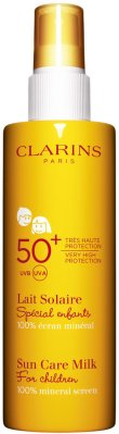 Clarins Sun Care Milk-Lotion Spray For Children SPF50+ 150ml