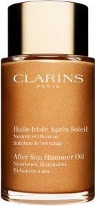 Clarins After Sun Shimmering Body Oil 100ml