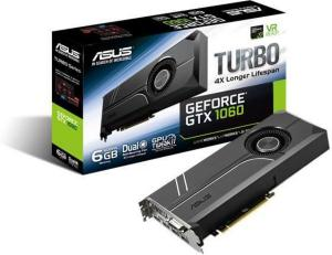Asus GeForce GTX 1060 Turbo