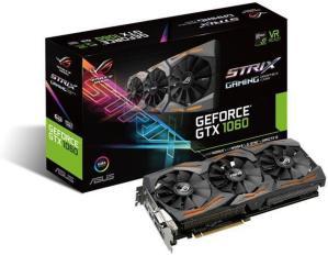 Asus GeForce GTX 1060 Strix Gaming