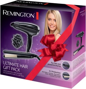 Remington Pro-Air Shine og Ceramic Slim (D5215GP)