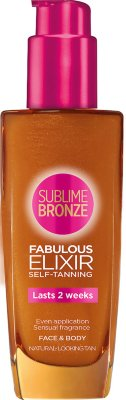 L'Oreal Sublime Bronze Elixir 2 Weeks Glow 100ml