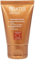 Matis Réponse Soleil Self-Tanning Gel For Face 50ml