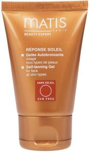 Matis Réponse Soleil Self-Tanning Gel For Face 50ml