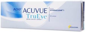 Johnson & Johnson 1-Day Acuvue TruEye 30p