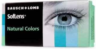 Bausch & Lomb SofLens Natural Colors 2p