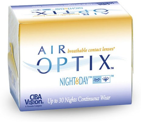 Ciba Vision Air Optix Night & Day