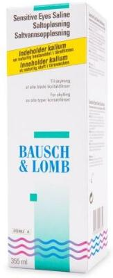 Bausch & Lomb Sensitive Eyes 355ml