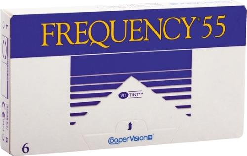 Cooper Vision Frequency 55 6p
