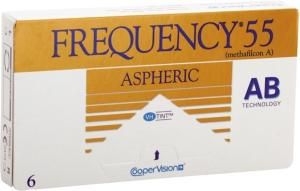 Cooper Vision Frequency 55 AB 6p