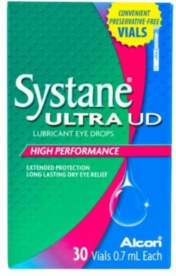 Alcon Systane Ultra Unit 30ml