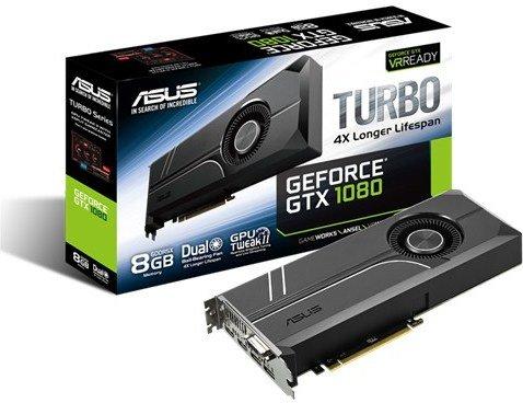 Asus GeForce GTX 1080 Turbo