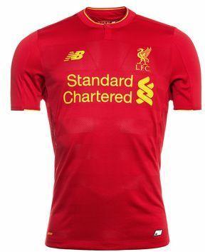 New Balance Liverpool Hjemmedrakt 2016/17 (Unisex)