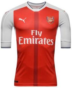 Puma Arsenal Hjemmedrakt 2016/17 Authentic (Unisex)
