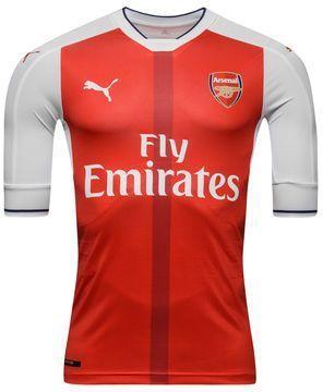 Puma Arsenal Hjemmedrakt 2016/17 Authentic (Unisex)