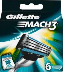Gillette Mach3 6 Stk