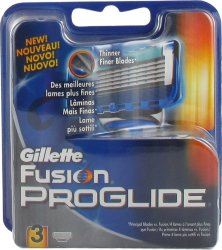 Gillette Fusion ProGlide 3 Stk