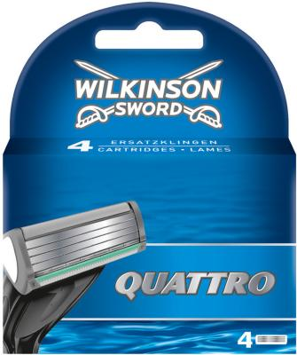 Wilkinson Sword Quattro 4 Stk