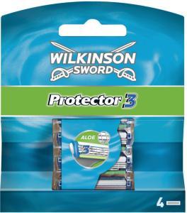 Wilkinson Sword Protector 3 4 Stk