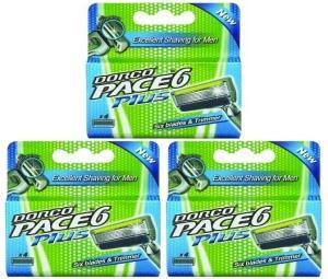Dorco Pace6 Plus 12 Stk