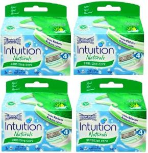 Wilkinson Sword Intuition Naturals Sensitive Core 12 Stk