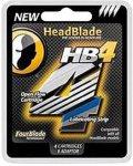 HeadBlade HB4 4 Stk
