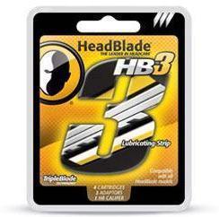 HeadBlade HB3 4 Stk