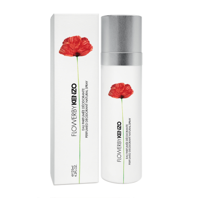 Kenzo Flower By Deodorant Spray 125ml