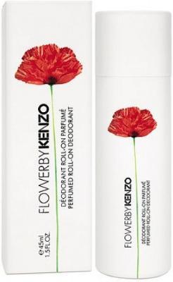 Kenzo Flower By Deodorant Roll-On 45ml