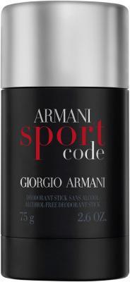 Giorgio Armani Sport Code Deodorant Stick 75ml