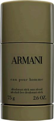 Giorgio Armani Eau Pour Homme Deodorant Stick 75ml