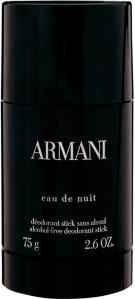 Giorgio Armani Eau de Nuit Deodorant Stick 75ml