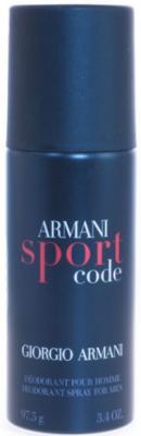 Giorgio Armani Code Sport Deodorant Spray
