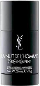 Yves Saint Laurent La Nuit De L'Homme Deodorant Stick 75ml