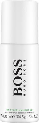 Hugo Boss Bottled Unlimited Deodorant Spray 150ml