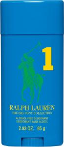 Ralph Lauren Big Pony #1 Blue Deodorant Stick 85ml