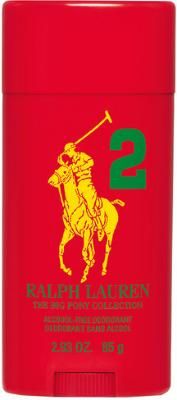 Ralph Lauren Big Pony #2 Red Deodorant Stick 85ml