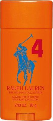 Ralph Lauren Big Pony #4 Orange Deodorant Stick 85ml