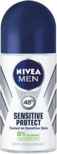 Nivea Sensitive Protect Roll-On Deodorant 50m