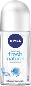 Nivea Fresh Natural Roll-On Deodorant 50ml